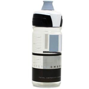 elite crystal ombra squeezable water bottle 550 ml clear x grey ebay ebay
