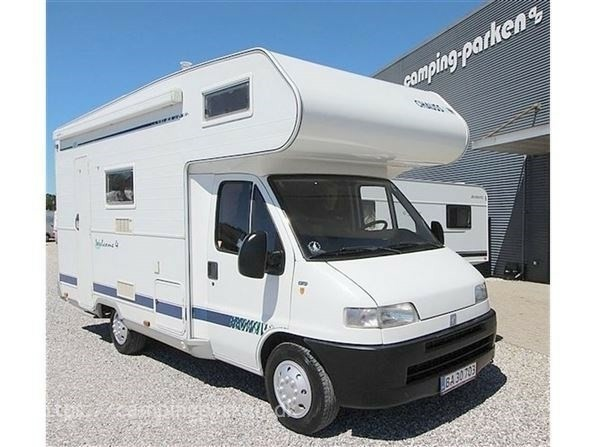 Chausson Welcome 04, 2001, km 142500, Sælges for…