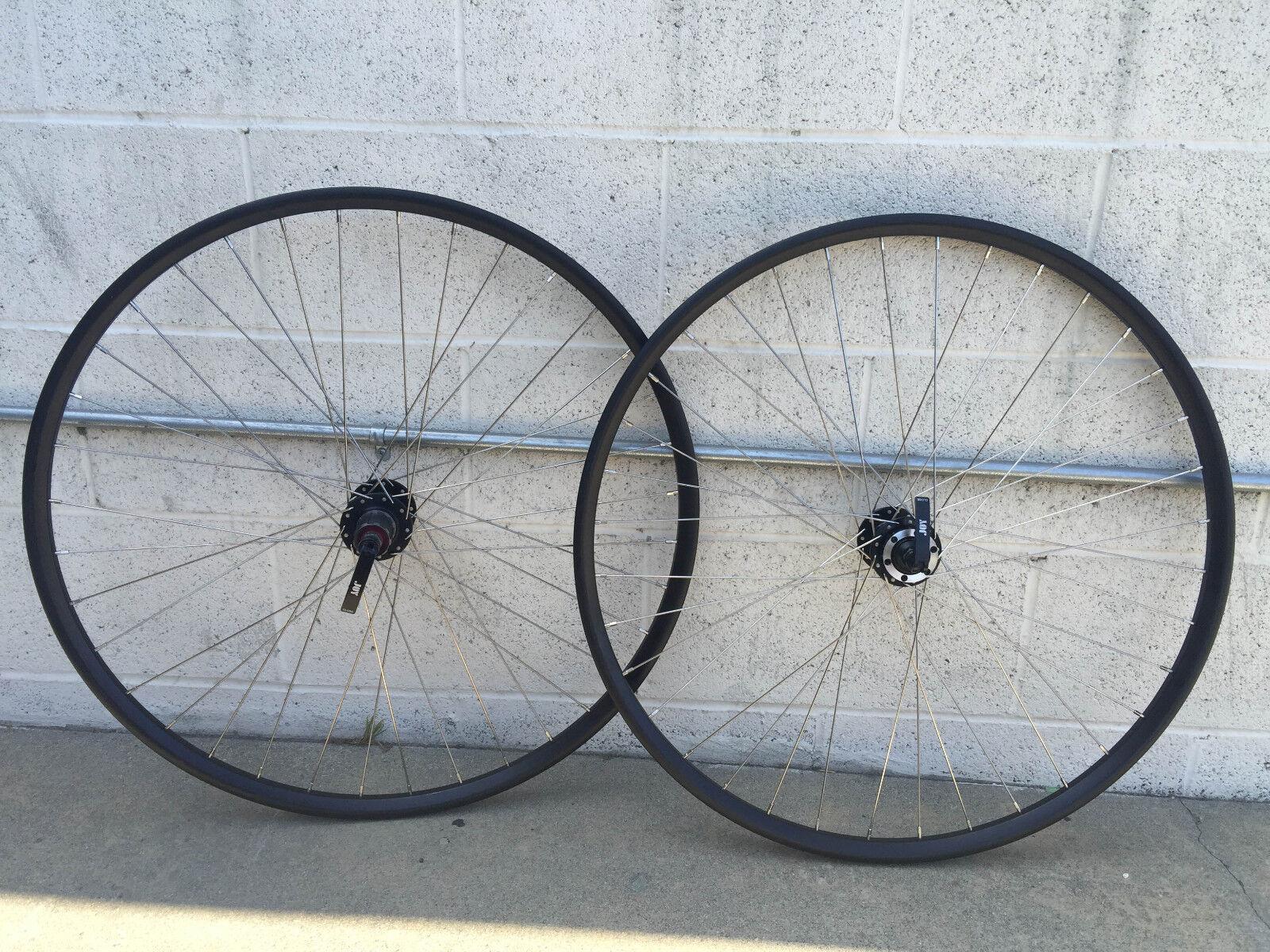 29  Front & Rear cassette 8 9  spd MTB Bike ALLOY wheelset Double walls  good quality