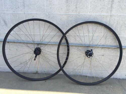 """26/"""" Front /& Rear cassette 8//9 spd MTB Bike ALLOY wheelset Double walls"""
