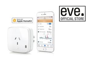 Eve-Energy-Switch-amp-Power-Meter-Apple-HomeKit-Technology-Bluetooth-NEW
