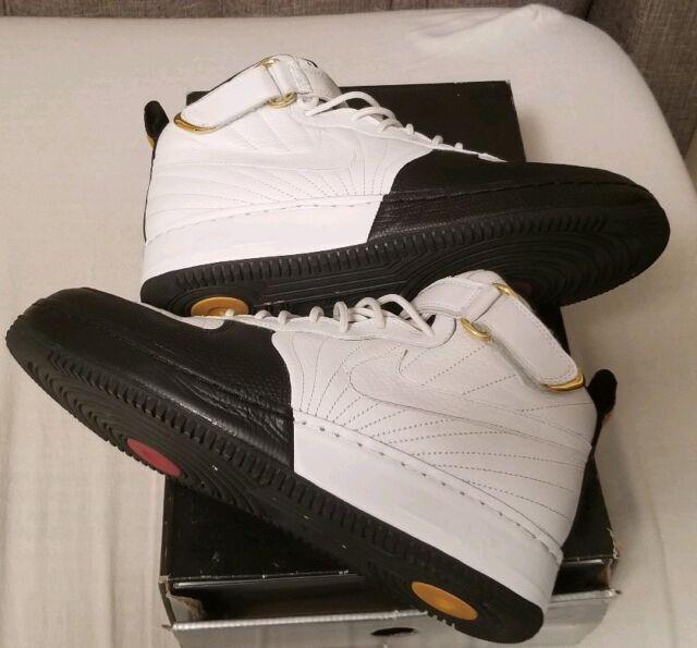 d98c30ca68d59b Nike Air Jordan Fusion AJF 12 Taxi Size 12 (317742 101) for sale ...