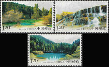 Sellos Stamps timbres china 2009-18 Huang Long Scenic Area Tibet
