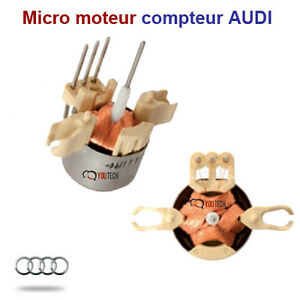 micro moteur compteur audi a3 a4 a6 tt probleme jauge carburant temp rature neuf ebay. Black Bedroom Furniture Sets. Home Design Ideas