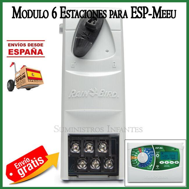 RAIN BIRD ESP-SM3 6 ZONA MOD FOR CONTROLLER DI ESP ESPSM6 MODULO RAINBIR