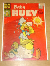 BABY HUEY THE BABY GIANT #10 G (2.0) HARVEY COMICS MARCH 1958