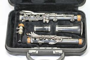 Yamaha-YCL-250-Clarinet-in-Hard-Case-Used-6-Month-Warranty