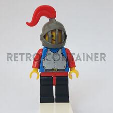 LEGO Minifigures - 1x cas186 - Lion Knight - Castle Omino Minifig Set 6021