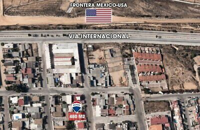 Bodega Comercial en Renta El Soler Tijuana
