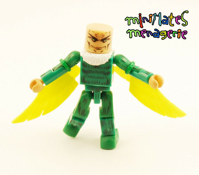 Marvel Minimates Spider-Man Friends & Foes Vulture