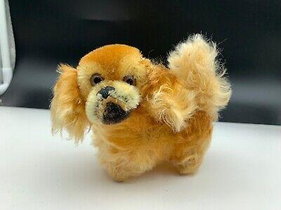 Steiff Tier Hund Pekinese 12 Cm. Top Zustand