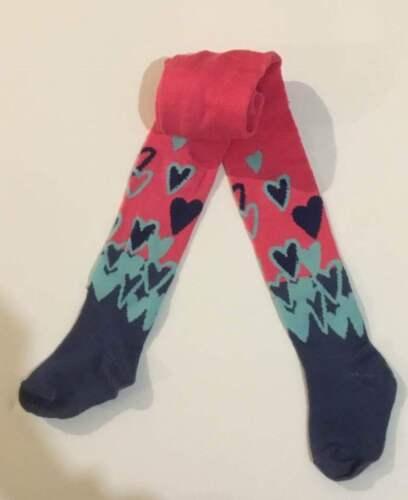 Bebé Niñas Medias Calcetines Calentadores Colores patrones 9-12-18-24-36 M 2-3-4Y