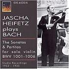 Johann Sebastian Bach - Jascha Heifetz Plays Bach (2008)