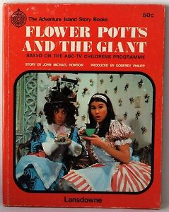 Flower-Potts-and-the-Giant-Adventure-Island-Story-Books-John-Michael-Howson-1969