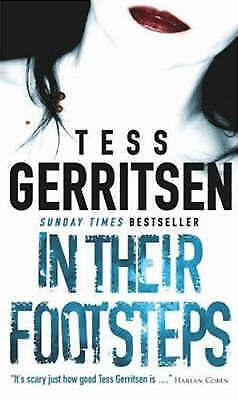 1 of 1 - IN THEIR FOOTSTEPS, TESS GERRITSEN - PAPERBACK, NEW BOOK (A FORMAT)