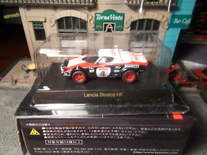 Kyosho Lancia Stratos HF 1/64