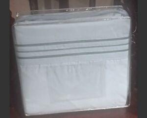 Image Is Loading 1500 Tc Thread Count Luxury Egyptian Cotton Microfiber