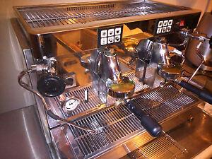 Espressomaschine Gastro Siebträger 2 Gruppig Marke Royal - Berlin, Deutschland - Espressomaschine Gastro Siebträger 2 Gruppig Marke Royal - Berlin, Deutschland