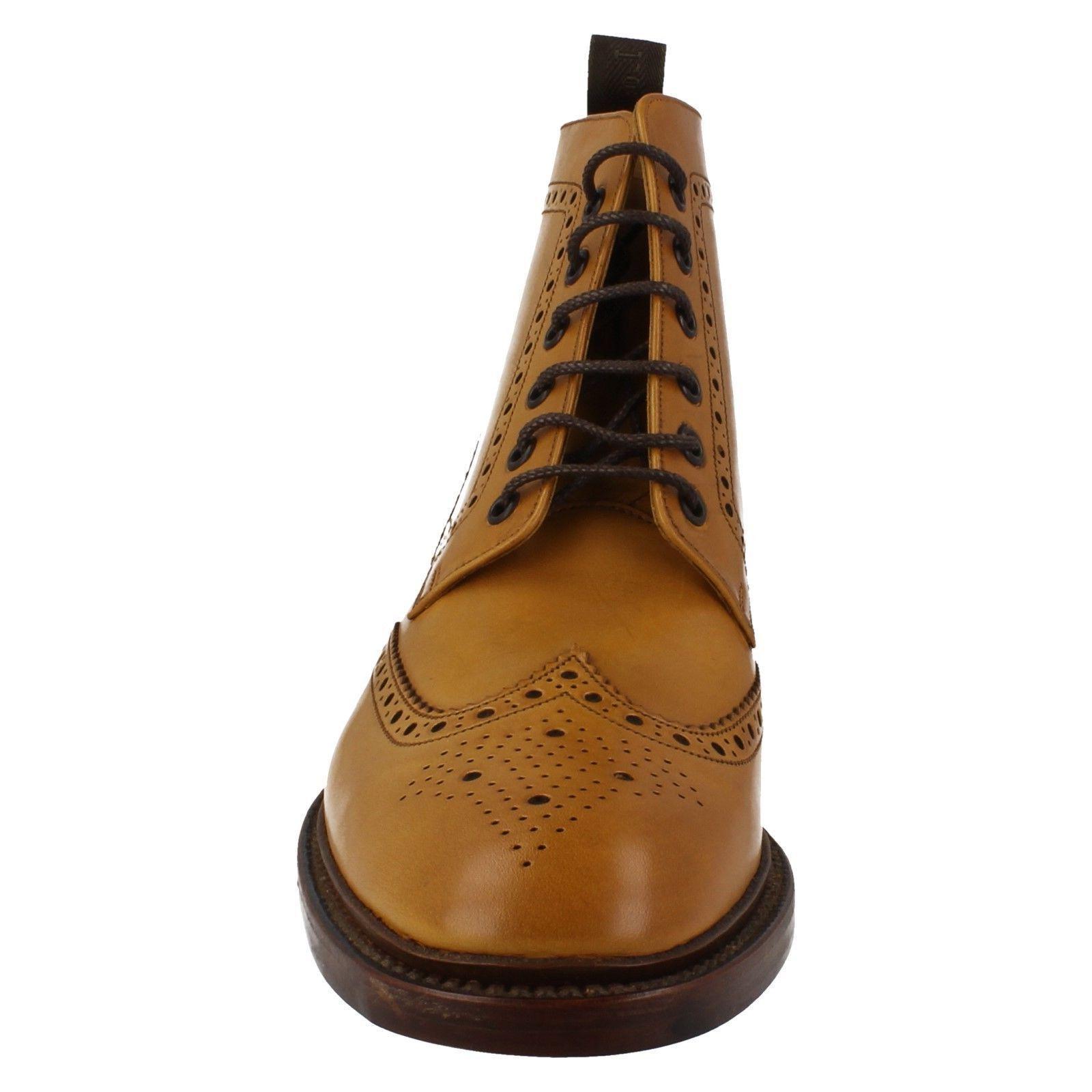 Loake Burford CALATA Boot in in in Tan c82638