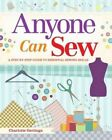 Anyone Can Sew by Charlotte Gerlings (Paperback, 2014)