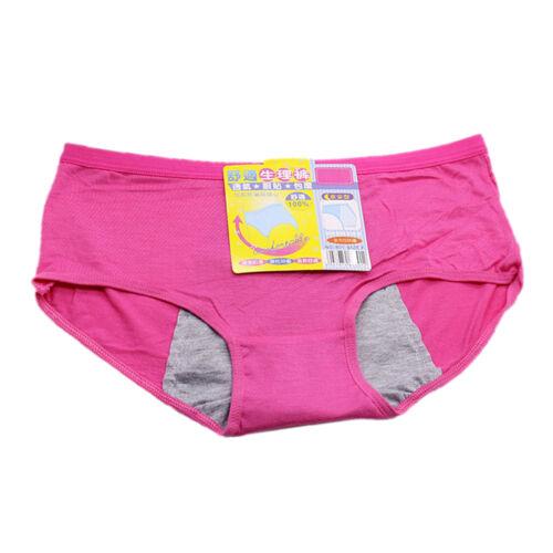 Physiological Leakproof Menstrual Period Lengthen Broadened Underwear PantieNIU