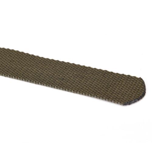 Taillengürtel Bund Lässige Plain Gurtband Segeltuch Gürtel Gürtel YRDE