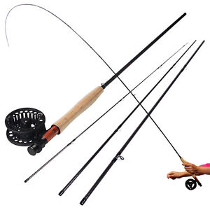 Trout fly fishing rod and reel combos for Fly fishing rod and reel combo