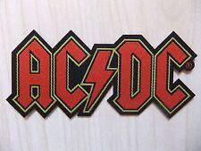Aufnäher - Patch - AC/DC - Red Logo Cutout - Judas Priest