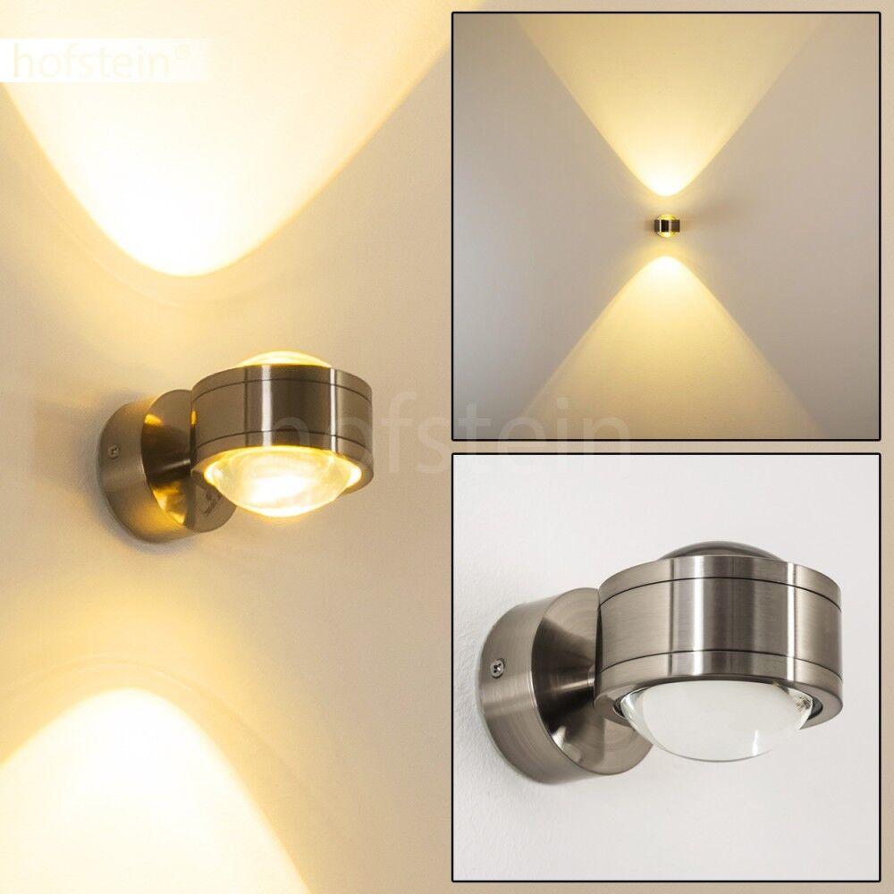 Design Design Design LED Flur Leuchte Küchen Schlaf Wohn Zimmer Lampen Wandlampe Up and Down | Vielfalt  6f5bbc