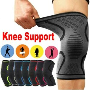 93f90f13c3 2 X Knee Support Sleeve Compression Brace For Sport Joint Pain ...