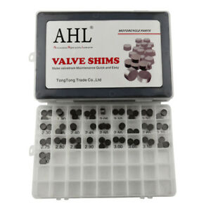 Valve-Shim-Kit-Diameter-10mm-84pcs-For-V-Rod-Night-Rod-Aprilia-RSV-1000-ETV-1000