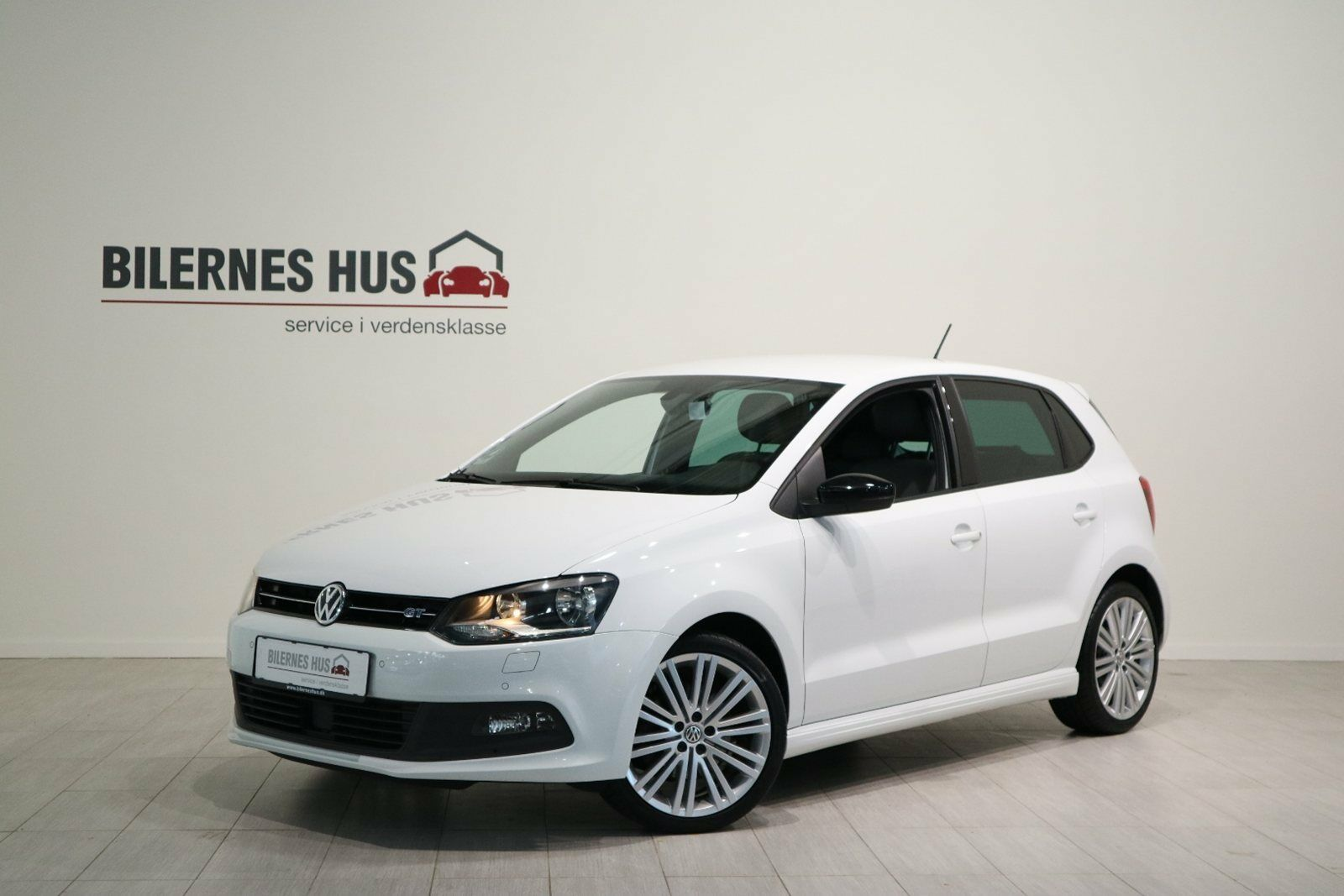 VW Polo 1,4 TSi 150 BlueGT 5d - 178.880 kr.