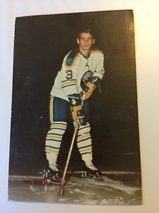 MIKE ROBITAILLE SIGNED 1972 Buffalo Sabres Team Issued Hockey Postcard PHOTO