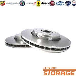 Doblo-Combo-500L-1-3-1-6-Mjet-Pair-Disc-Front-New-Original-51897455