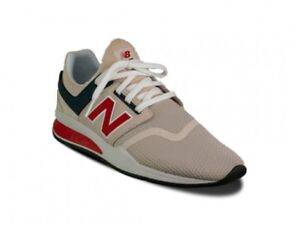 Details about New Balance 247 Mesh in Grey MornTeam Red MS247NMN BNIB Free Shipping