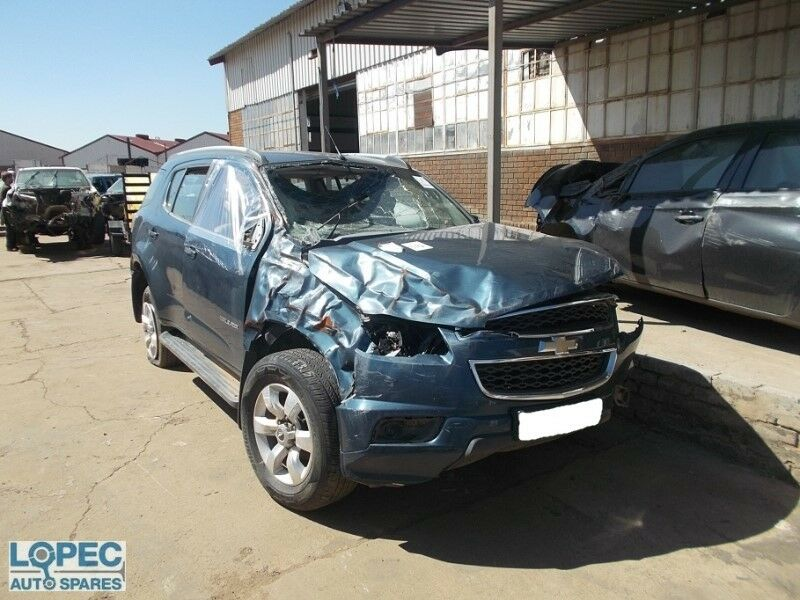 Chevrolet Trailblazer 2012 2 8 Ltz 4x4 A T Stripping For Spares And Parts Boksburg Gumtree Classifieds South Africa 370750036