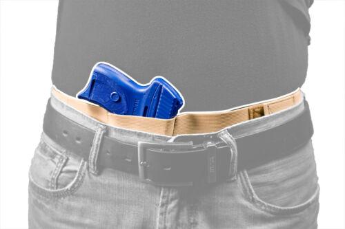 orthopedic ergonomic latex free elastic Core Defender Belly Band Gun Holster