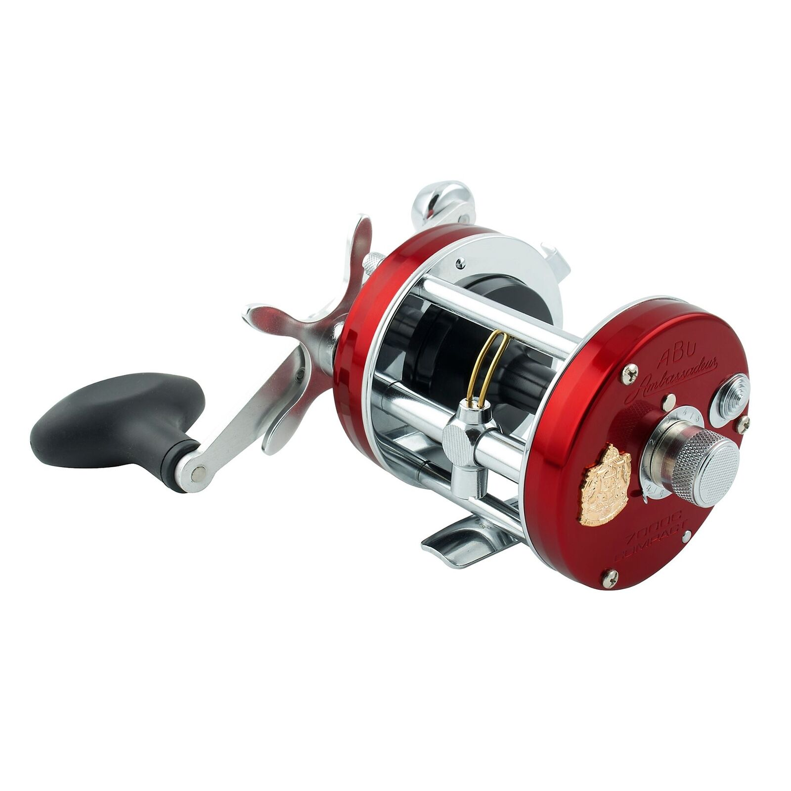 Abu 7000C  Compact (6000 Size) Sea Fishing Multiplier  wholesale cheap and high quality