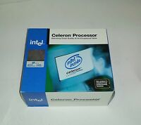 In Unopened Box 2005 Intel Celeron Processor 2.0ghz 478 Pin 400mhz 128kb
