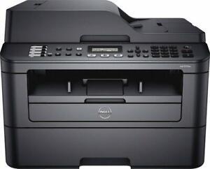 Dell-e515dw-Wireless-WLan-Duplex-S-W-Multifunktiongeraet-Laser-Drucker