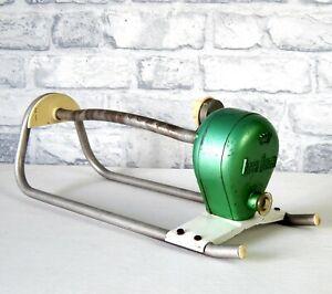 VINTAGE Verde QUEEN GIARDINO IRRIGATORE hozelhock Inghilterra per tubo dell'acqua