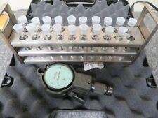 Sunnen Split Anvil Dial Bore Gage Gr 3000 G 3025 140 560 0001 18 Tips Nx49