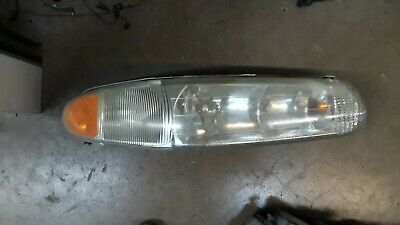 Fits BUICK REGAL 1997-2005 Headlight Right Side 10319776 Car Lamp Auto