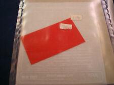 VERLINDEN DECAL SHEET AIRCRAFT WARNING FLAGS 743-01 1:72 NEW