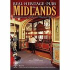 Real Heritage Pubs of the Midlands by Paul Ainsworth (Paperback, 2015)