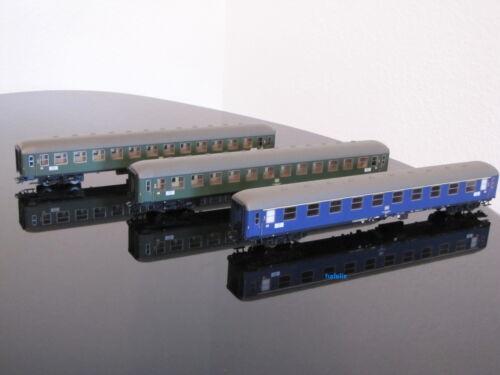 NUOVO! da Märklin h0 29740 32,65 €//pz. 3 vagoni//vetture passeggeri delle DB