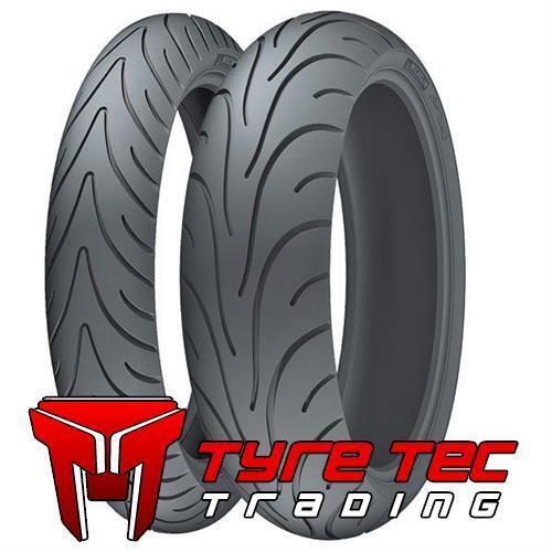 120/70-17 58W & 160/60-17 69W Michelin PILOT ROAD 2 Motorcycle Motorbike Tyres