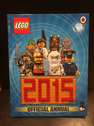 1 of 1 - (Good)-LEGO Official Annual 2015 (Hardcover)-Various-0723291268