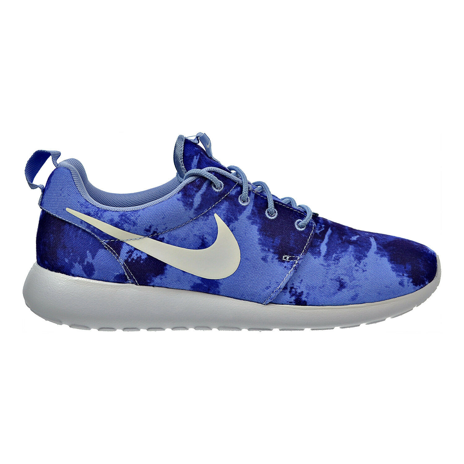 Nike Rosherun Print Men's shoes Aluminum White Persian purple 655206-415