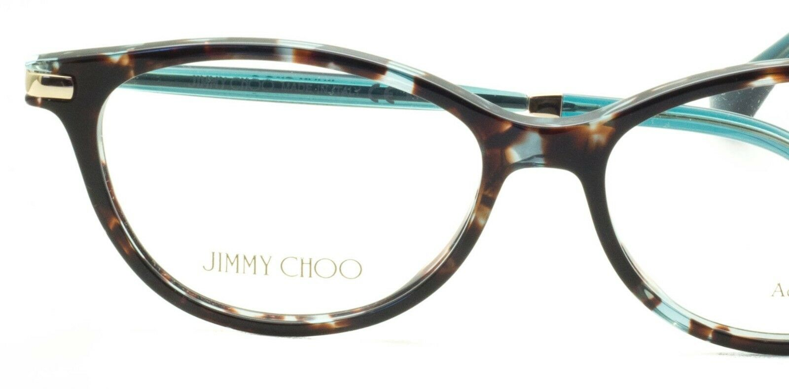 401bc7c2530d Jimmy Choo 153 1m5 Eyewear Glasses RX Optical Glasses Frames Italy -  Trusted for sale online
